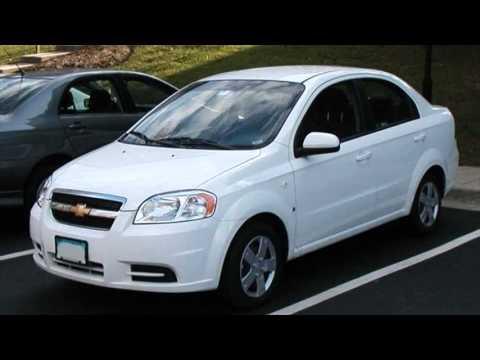Chevrolet Aveo Review