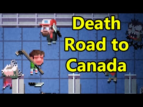 Death Road to Canada: The Totalbiscuit n Crendor Roadtrip