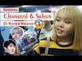 KETEMU CHANYEOL SAMA SEHUN EXO DI KOREA HOUSE!! #DAILIZE ; Daily of AURALIZE EP 4
