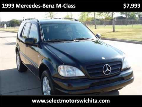 1999 mercedes benz m class used cars wichita ks youtube for Mercedes benz wichita ks