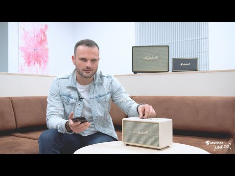 Marshall Stockwell, Acton & Woburn | Moldcell Unbox