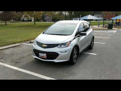VLOG: 2017 Chevy Bolt EV - 1 Month of Ownership