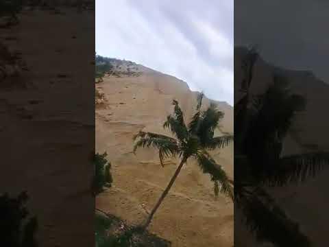 Before Land slide in Tina-an, City of Naga , Cebu