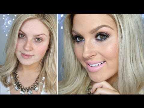 One Brand Tutorial ♡ Summer to Winter Pop Of Color! & Competition - 동영상
