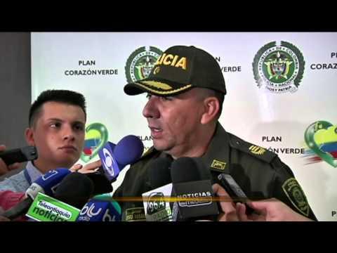Frustrado fleteo a alcalde de Vigía del Fuerte [Noticias] - TeleMedellin