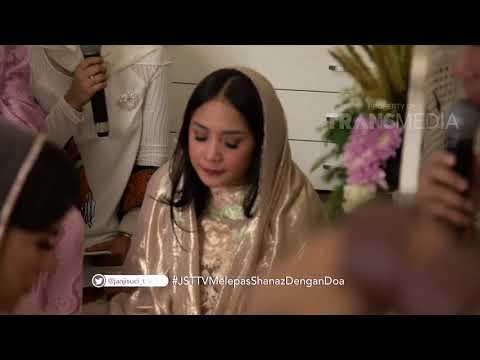 JANJI SUCI - Melepas Shanaz Dengan Doa Jelang Pernikahannya (15/4/18) Part 2