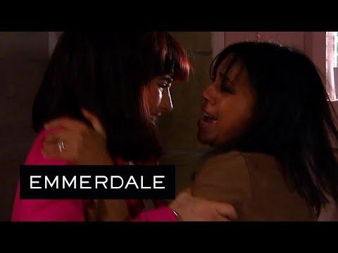 Emmerdale - Leyla Attacks Priya