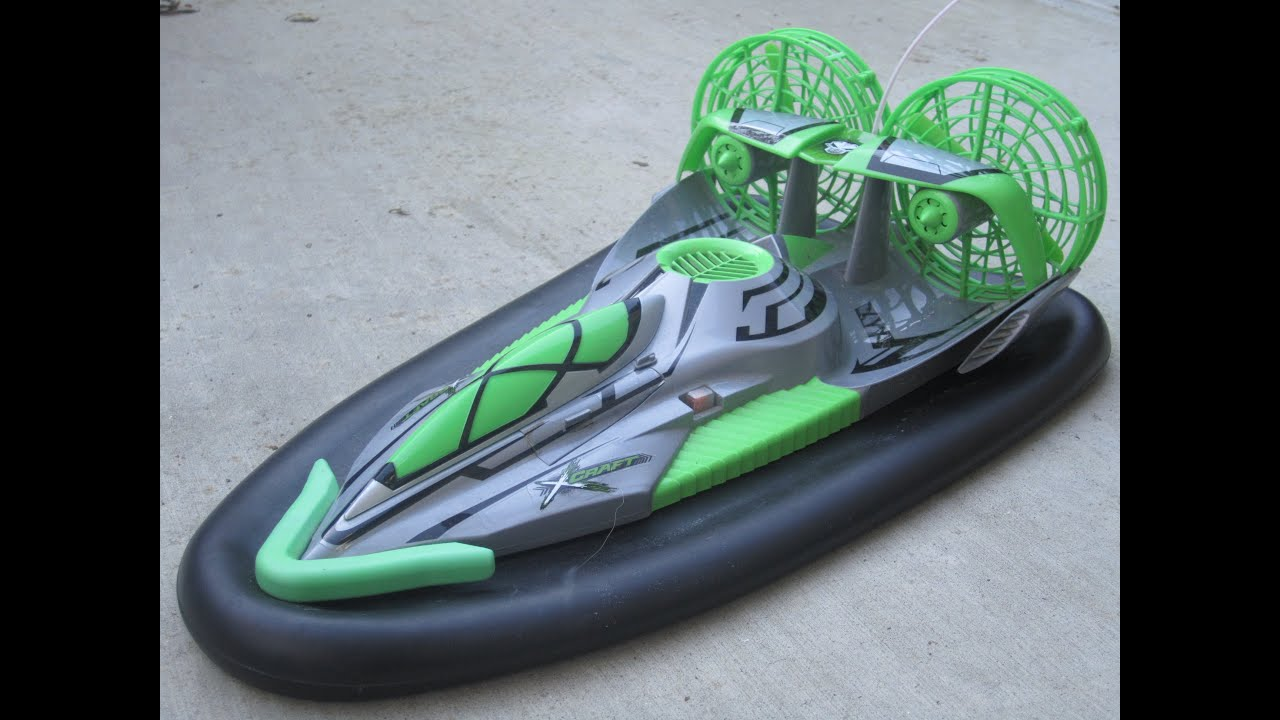 Fast Lane Rc X Craft Hovercraft