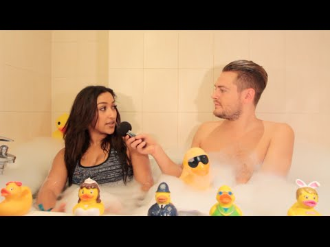 Kayla (The Island) dans le bain de Jeremstar - INTERVIEW