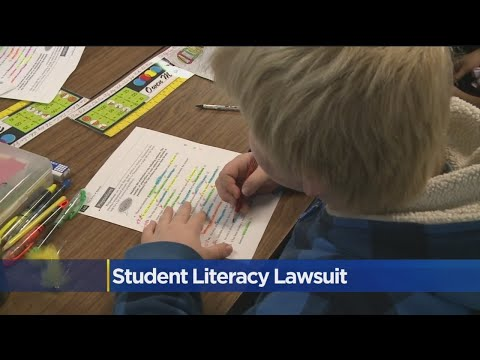 Lawsuit Claims California Students Are Failing To Learn To Read