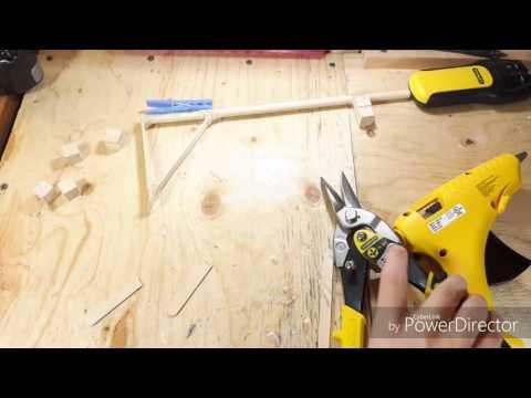 Comment faire un pistolet a lastiques trais pratique youtube - Comment fabriquer un pistolet ...