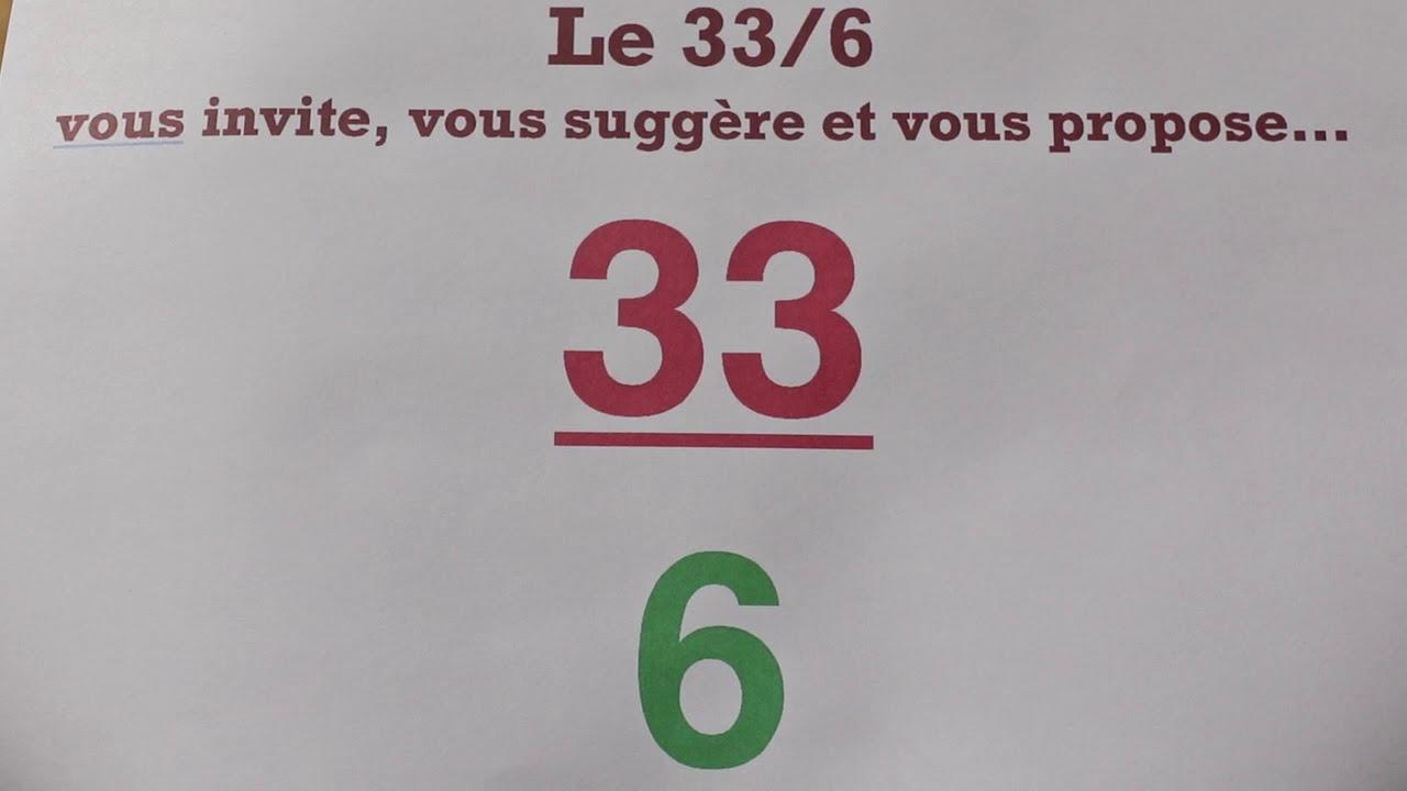numerologie nombre 33
