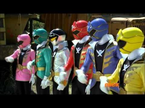 """Power Rangers - Super Megaforce """"ALL"""" Legendary Ranger Morph. Episodes 1-20 [Extended Final]"""
