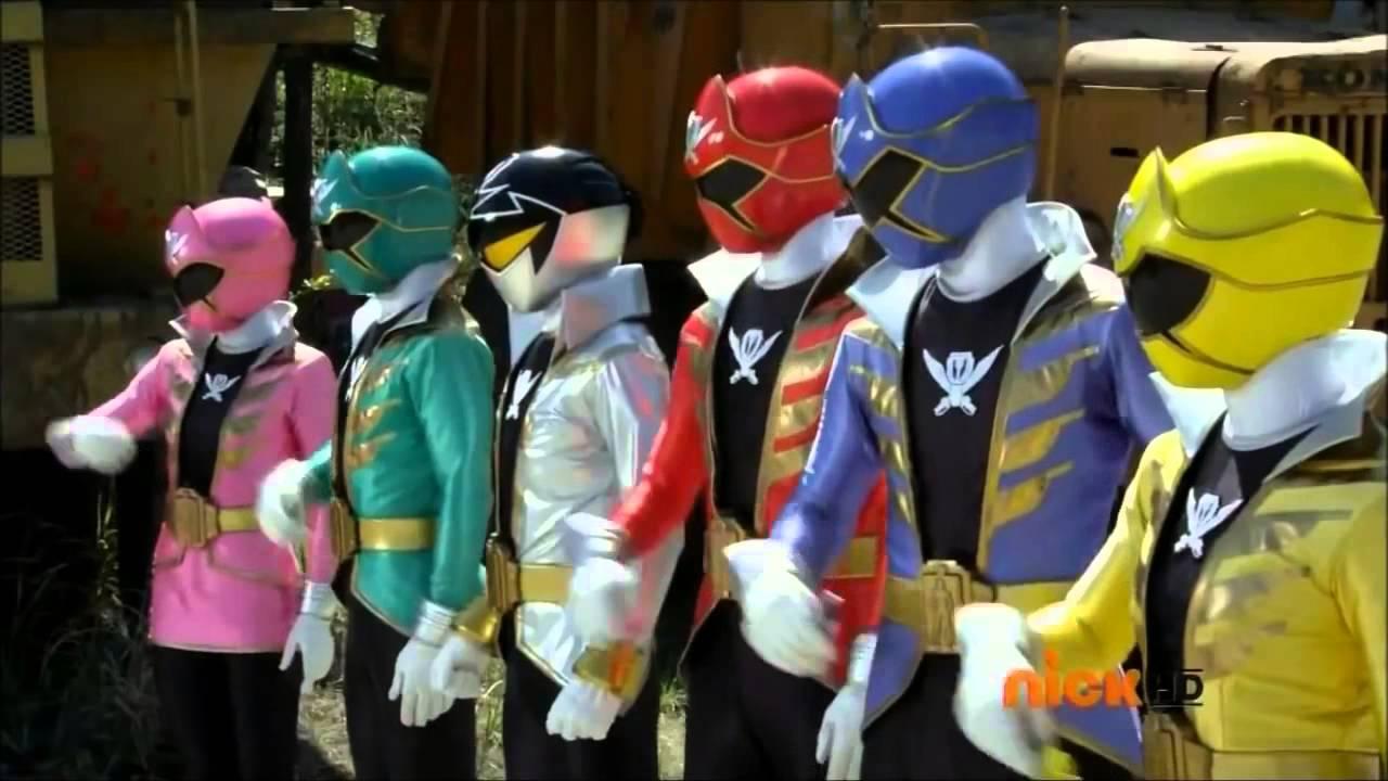"Download Power Rangers - Super Megaforce ""ALL"" Legendary Ranger Morph. Episodes 1-20 [Extended Final]"