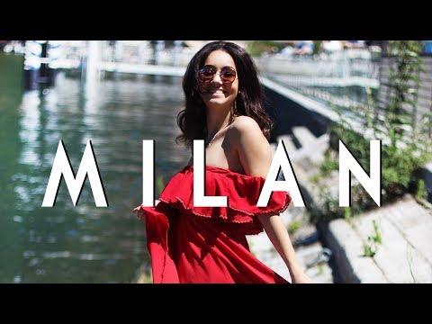 UNE ÉCOLE DE MODE PART À MILAN VLOG ||Léna Situations