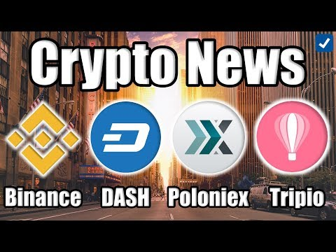 ANNOUNCEMENT: Binance forms Strategic Partnership | Dash Claims Crypto First | AND MORE!