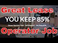 Great Lease Option For Experienced CDL Truck Drivers   Red Viking Trucker