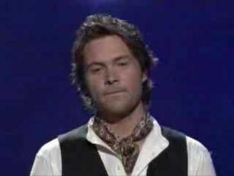 American Idol - Micheal Johns - Dream On