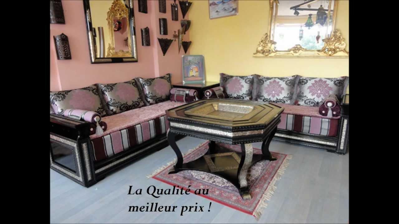 Salon Marocain Proximité De Lyon Merveilles Dorient 100 Oriental