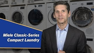 Miele Classic Compact Laundry - Ratings / Reviews / Prices