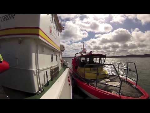 Sjöräddningssällskapet - SSRS - Swedish Sea Rescue Society