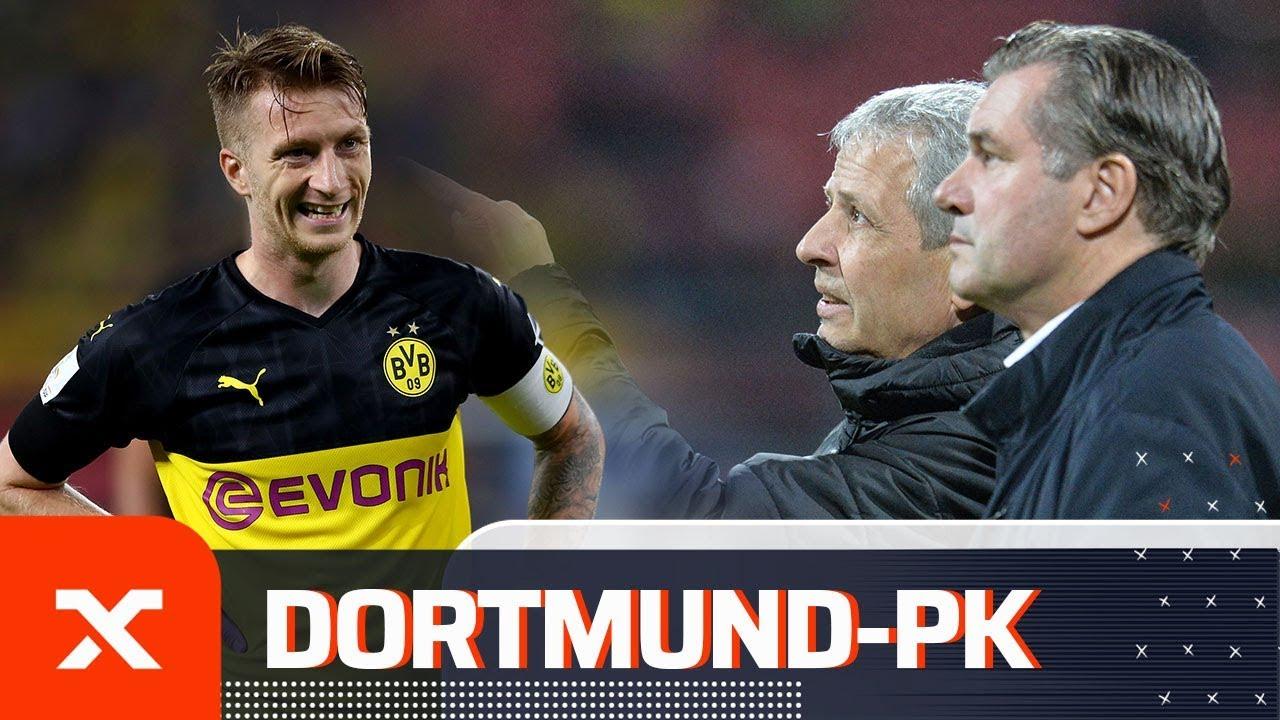 Qualität vs. Mentalität: Die hitzige BVB-Debatte mit Michael Zorc und Lucien Favre | Dortmund | SPOX