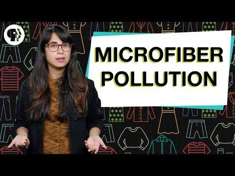 Is Your Fleece Jacket Polluting The Oceans?