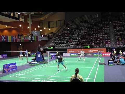 Yonex Dutch Open 2017 MS Round 3 - Kento Momota (桃田賢斗) Vs Pablo Abian