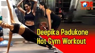 Download Video Deepika Padukone Hot Gym Workout Video for XXX Movie MP3 3GP MP4
