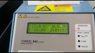 Megger Torkel 840 Repaired by Dynamics Circuit (S) Pte. Ltd.