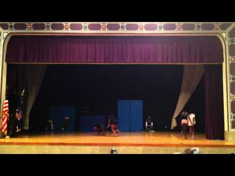 Brooklyn Dance Intensive - Simonson