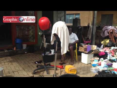 Accra: Picking up the Pieces
