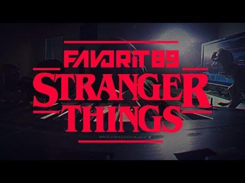 Stranger Things Theme & Kids (FAVORIT89 cover) (synthwave)