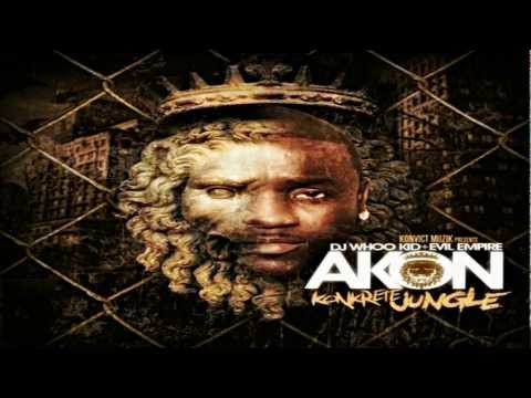 13 - Get By [Akon - Konkrete Jungle 2012] - Mixtape (HD)