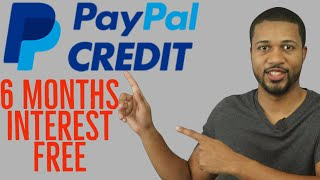 Paypal Credit Review (0% Interest 6 Months) - The Truth screenshot 3