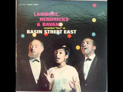 Lambert, Hendricks & Bavan - Shiny stockings