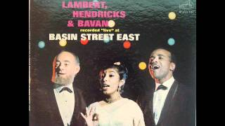 Lambert, Hendricks & Bavan - Shiny stockings