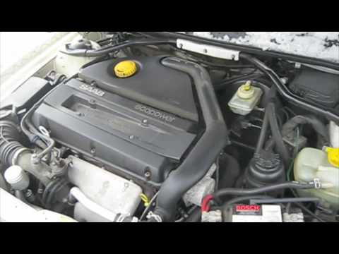 cold start 2000 saab 9 3 2 0t hatchback youtube rh youtube com Saab 9 3 Parts Diagram Saab Rims 9 3 2.0T