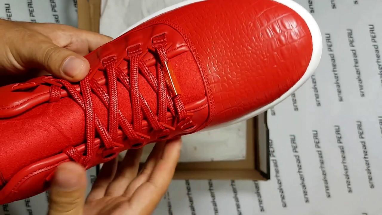 Air Jordan Westbrook 0 Red/White | Unboxing Sneakerhead Perú