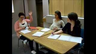 Conflict Resolution Role Play