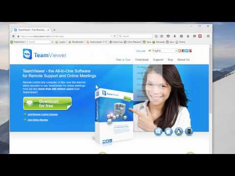 TeamViewer for free remote desktop support by Chris Menard from YouTube · Duration:  6 minutes 38 seconds