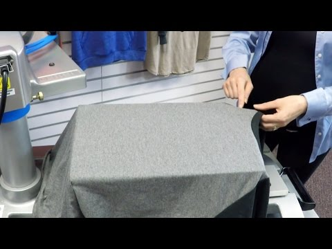 How to Heat Press Triblends & Other Heat Sensitive Blank Apparel