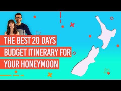 Budget Honeymoon In New Zealand - 20 Days Itinerary