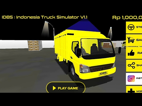 IDBS Indonesia Truck Simulator: Check This Game Out Link ⬇☟