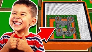 TOP 10 SAFEST FAN MADE MINECRAFT HOUSES!