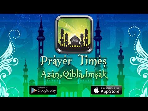 Prayer Times Azan, Qibla, Imsak | Android & IOS App | AppSourceHub