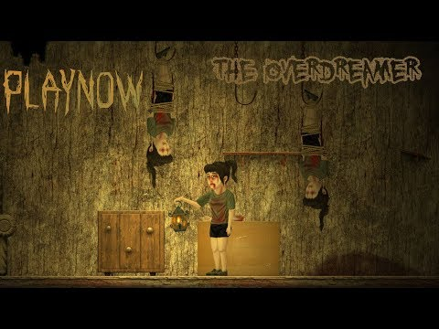 PlayNow: The Overdreamer | PC Gameplay (Side-Scrolling 2D Horror Game)
