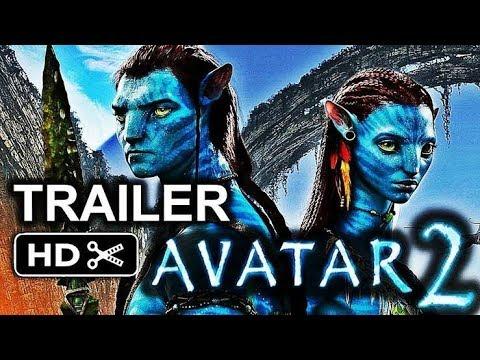 AVATAR 2 Teaser Trailer Concept 2020 Return To Pandora Zoe Saldana Movie HD  By MD Series