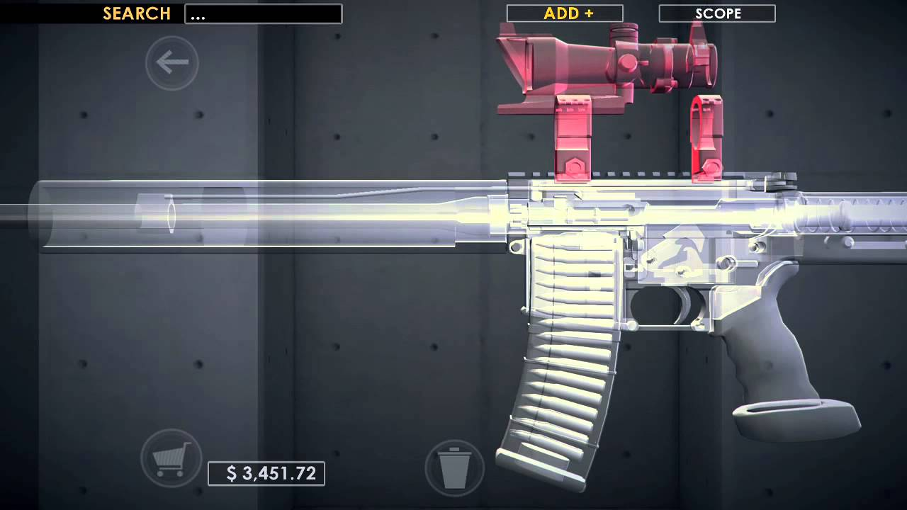 Customize and Build the Rifle You've Always Wanted Using