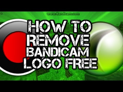 Remove Bandicam Watermark For Free 2017 From Youtube - Free mp3 Music Download